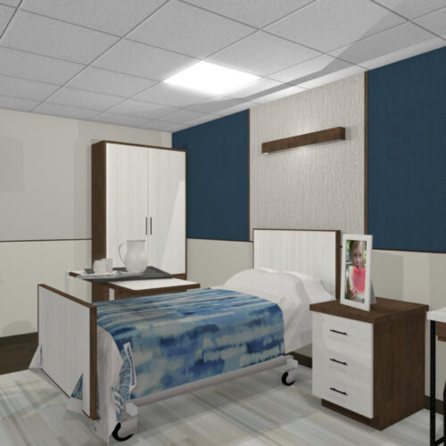 Individual Rehabilitation Room